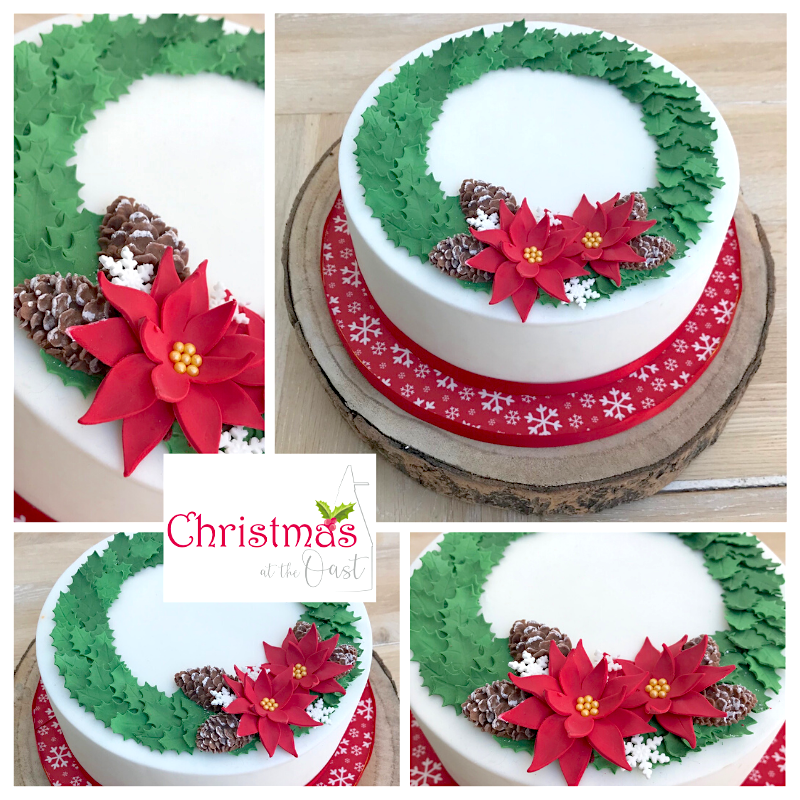 Traditional Christmas Cake Class - Tuesday 10th December 2019