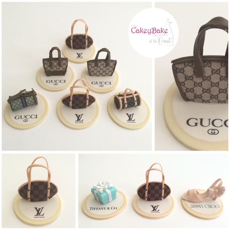Designer Cupcake Class, Sunday 19th April 2020