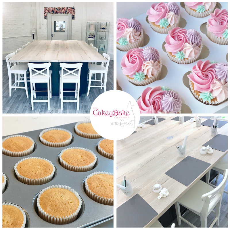 Cupcake Foundations Class - Saturday 25th April 2020
