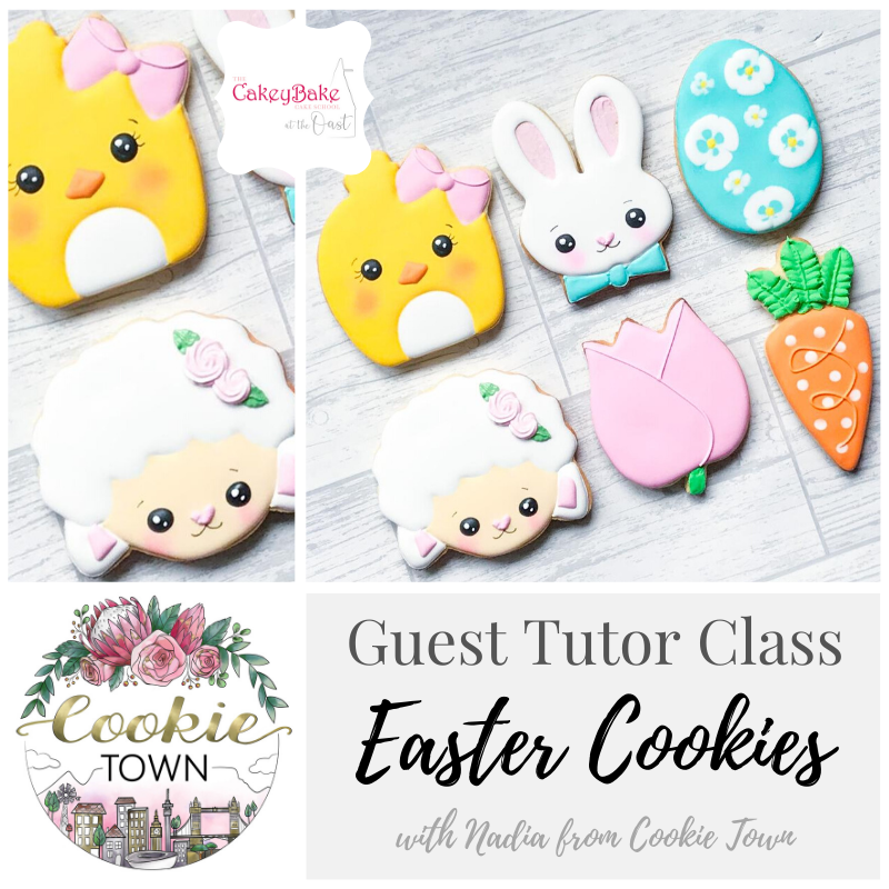 Easter Cookie Class - Friday 27th March 2020