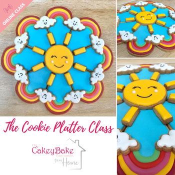 The Cookie Platter Class - ONLINE class
