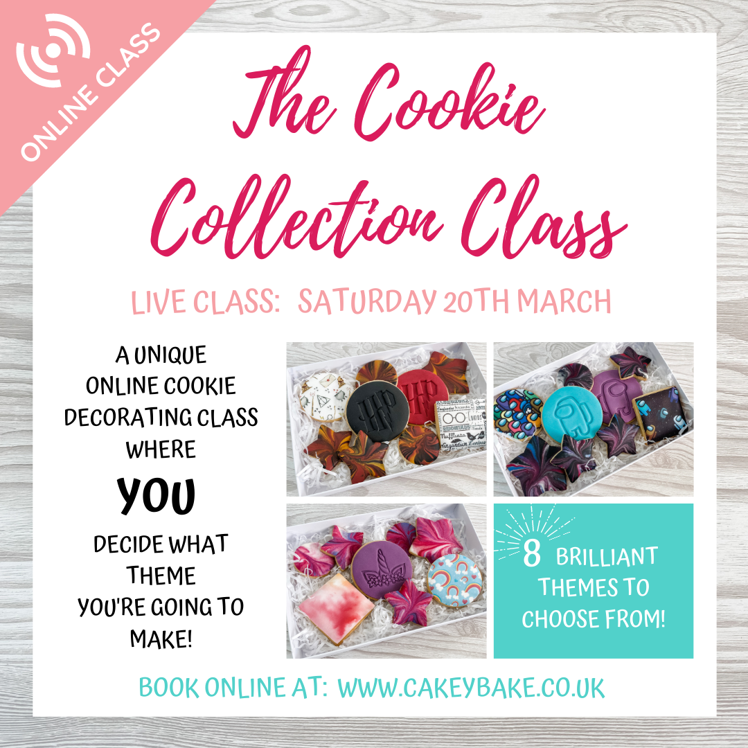 The Cookie Collection Class - online class