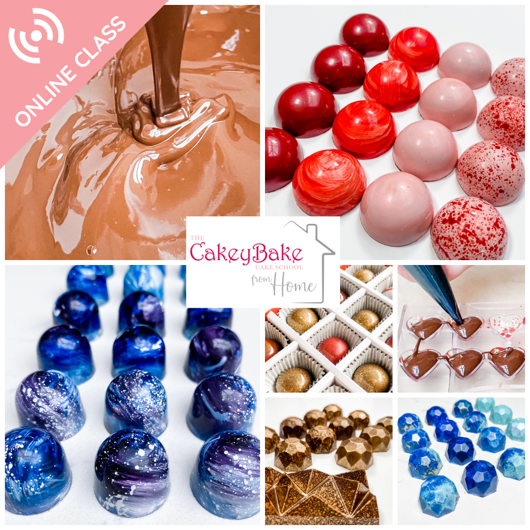 The Online Chocolate Class