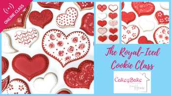 The Royal Iced Cookie Class - ONLINE class