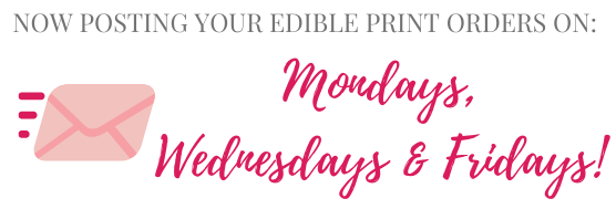 posting orders on mondays wednesday and fridays