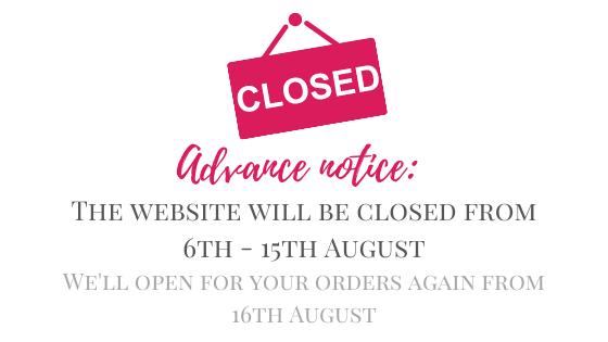 advance notice of closure
