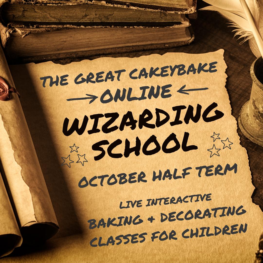 Online Wizarding School!