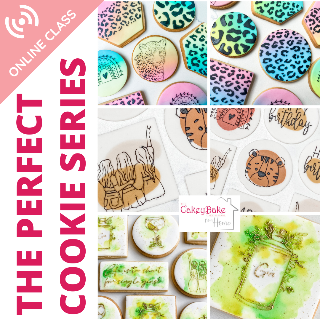 The Perfect Cookie Course - an online workshop series