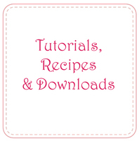 Tutorials, Recipes and Downloads