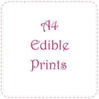 Edible Icing Sheets