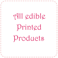ALL Edible Printed Products