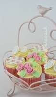 Vintage Cupcakes Mini Class