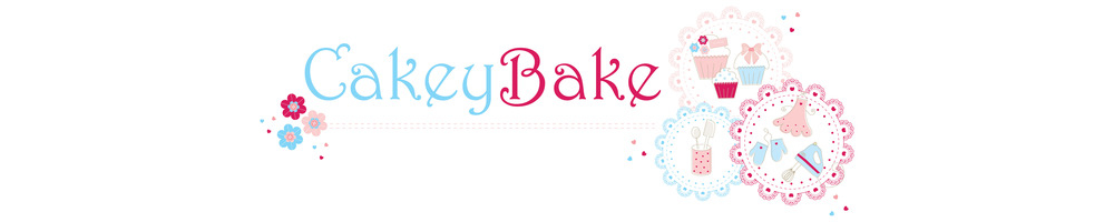 CakeyBake, site logo.