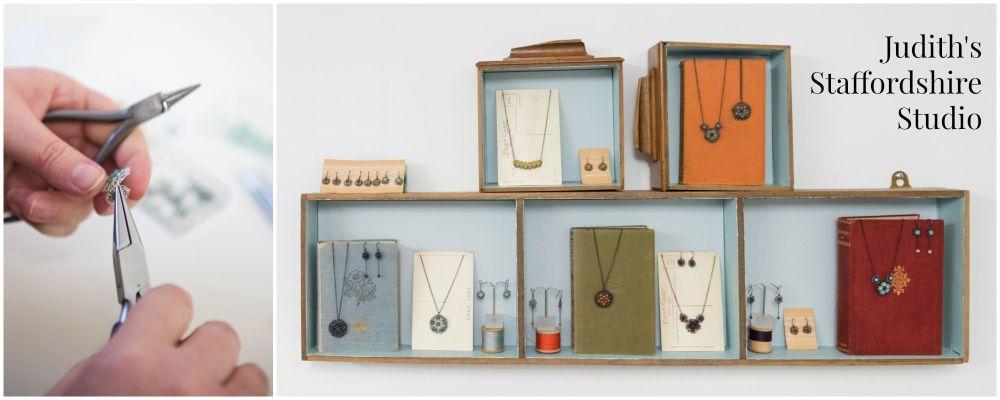 Judith\'s staffordshire studio