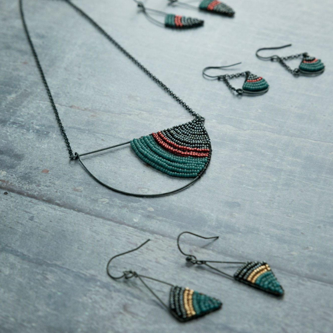 Geometric Jewellery Collection