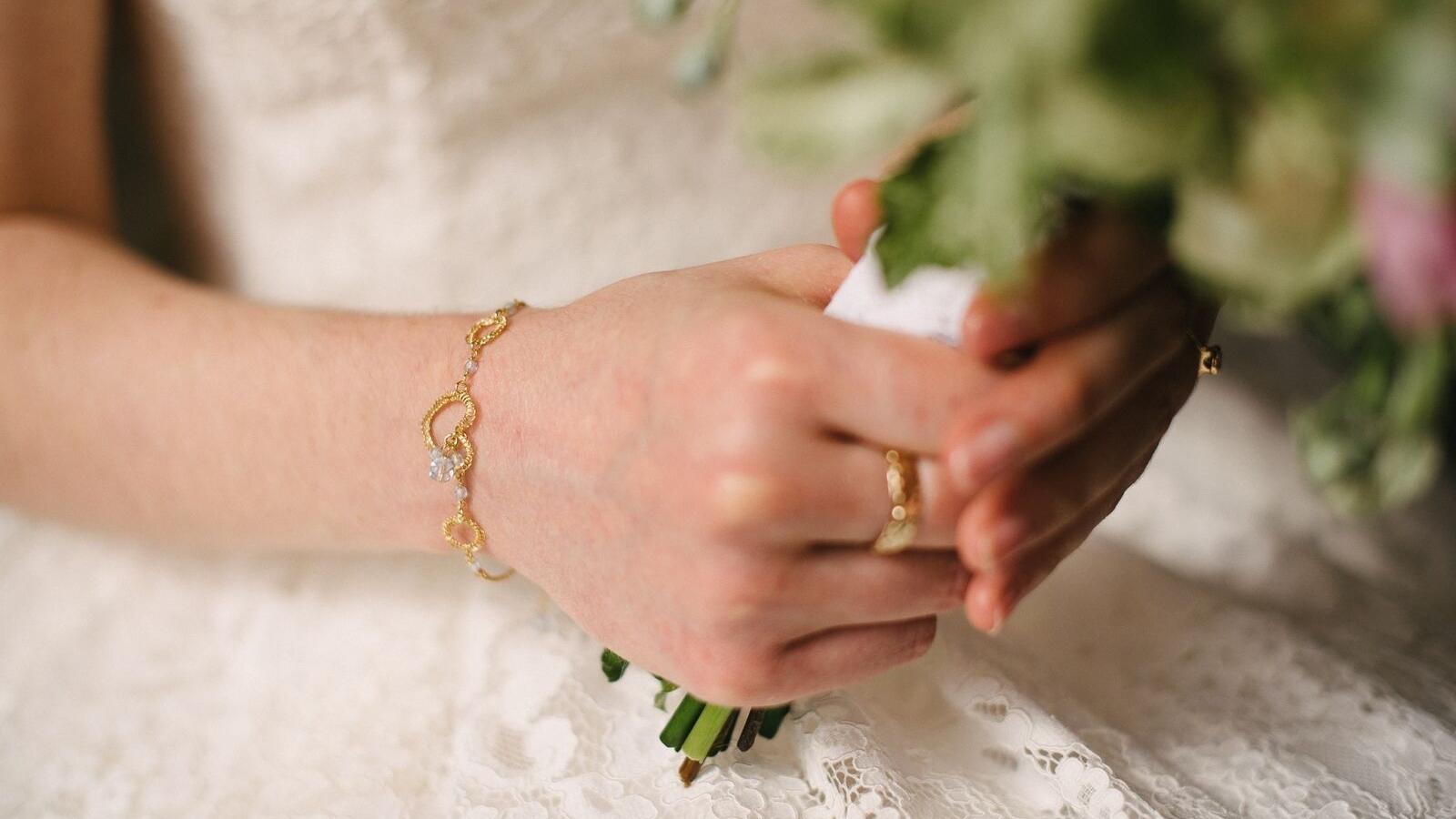 Bespoke bracelet