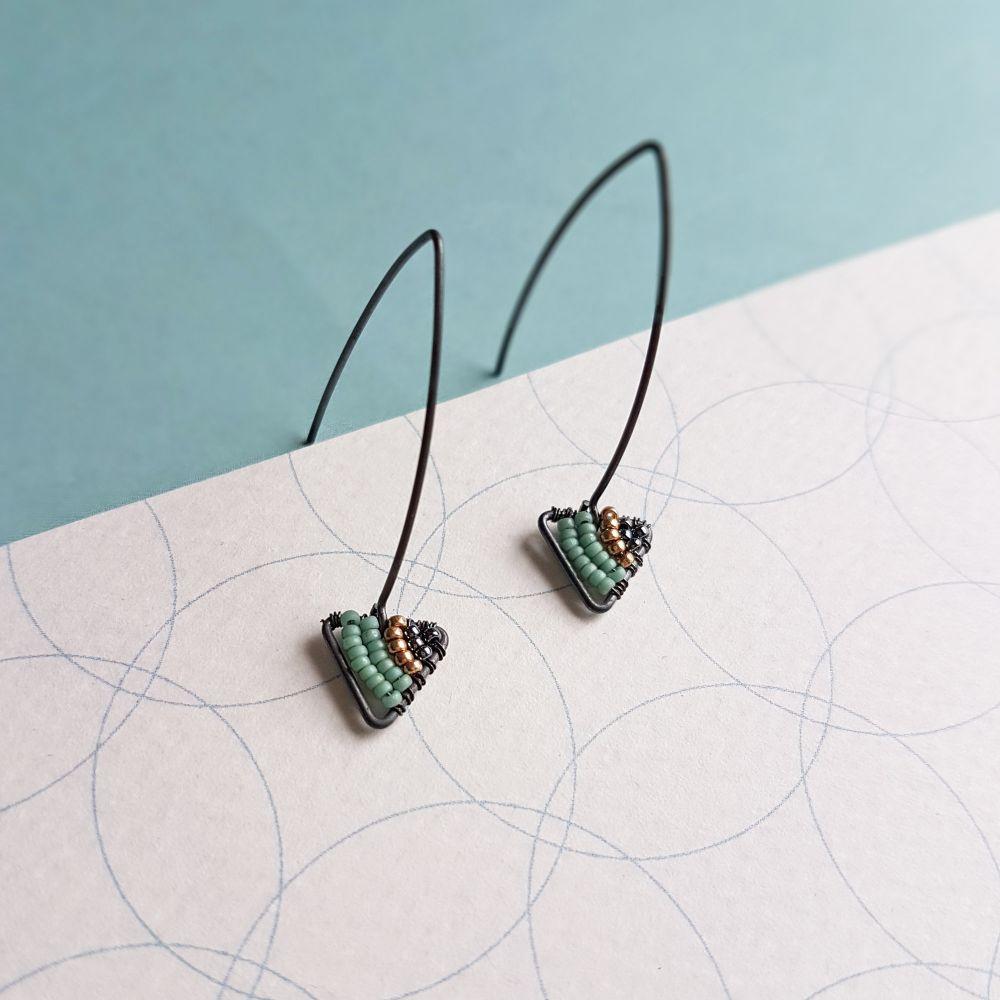<!-- 008-->Browse Earrings