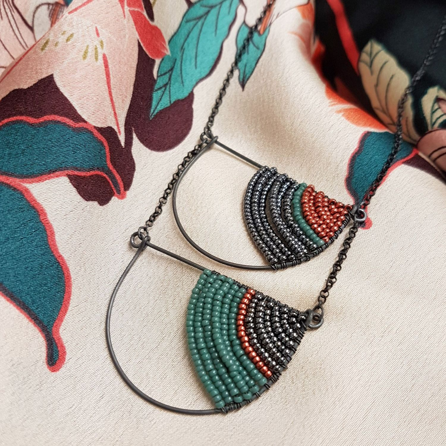 Bespoke jewellery Inspired by your clothes