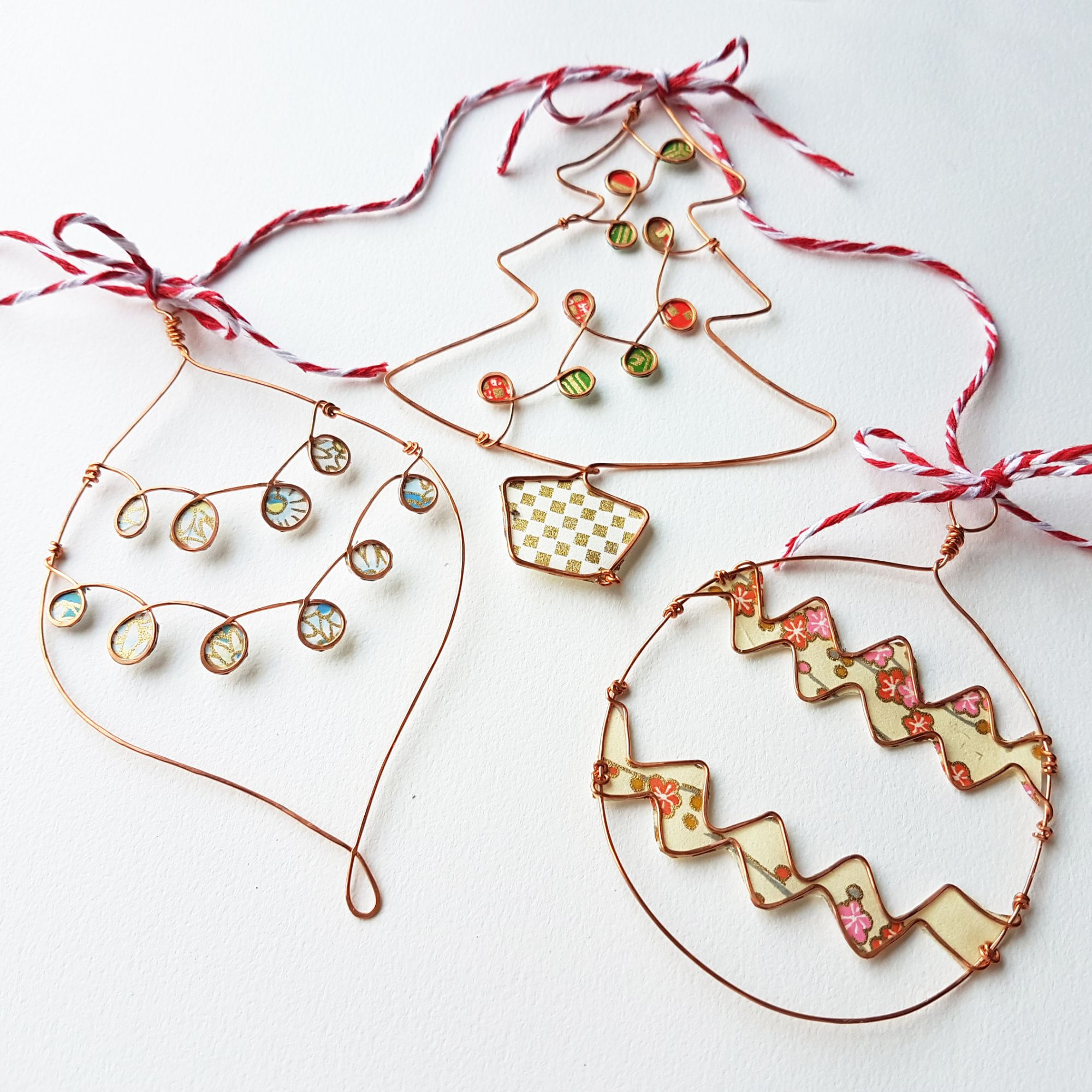 copper garland 2