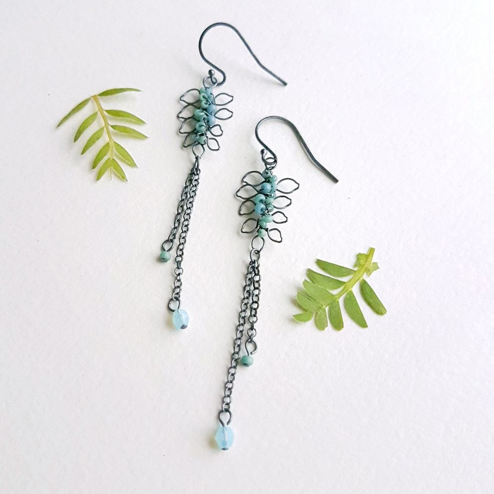 <!-- 001 -->NEW - Fern & Leaf Collection