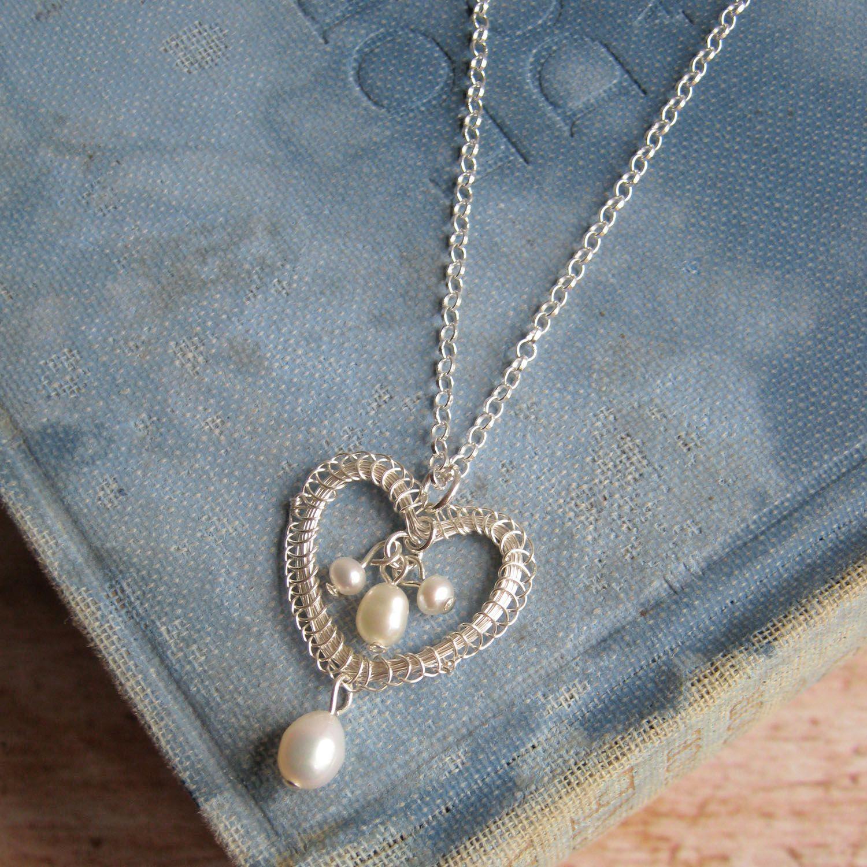 Petite Heart Pendant