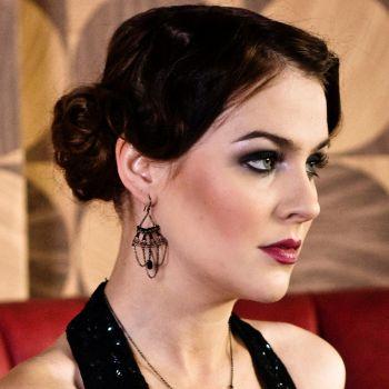 Catherine chandelier earrings