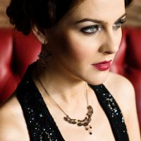 Alessandra petite necklace