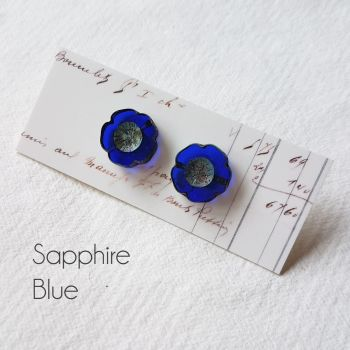 Bohemia Flower Studs - More Colours