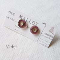 <!-- 004 -->Bohemia Studs - More Colours