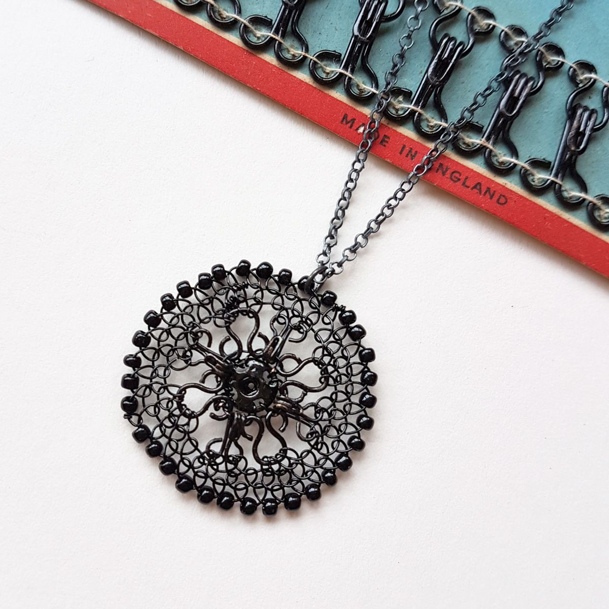Haberdsahery Jewellery by Judith Brown