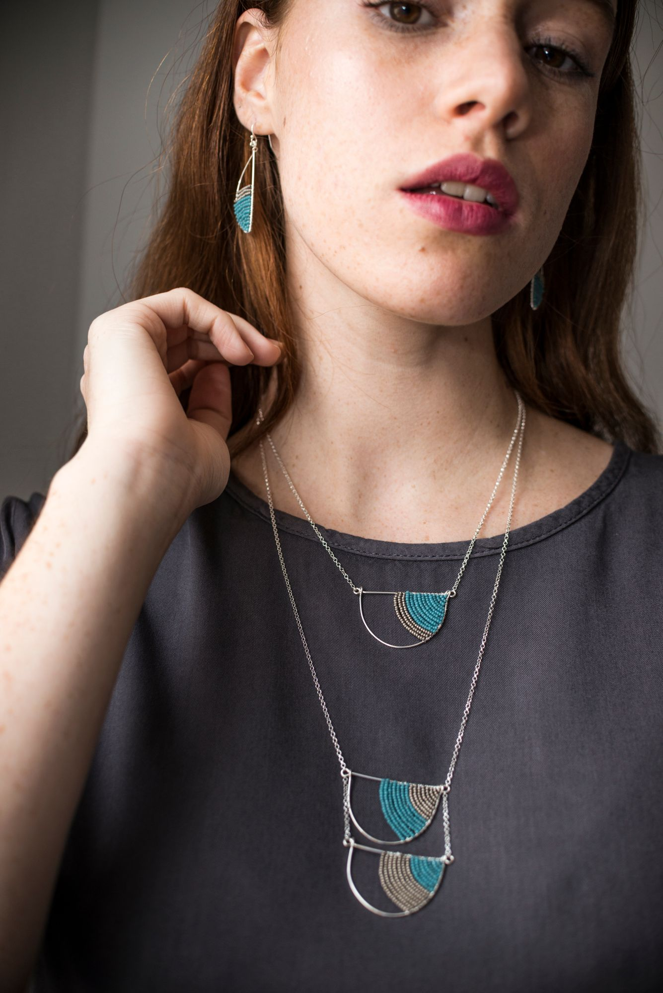 Geometric by Judith Brown Jewellery