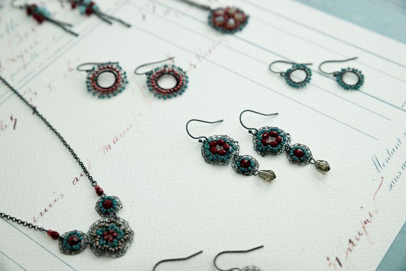 Nostalgic Opulence by Judith Brown Jewellery