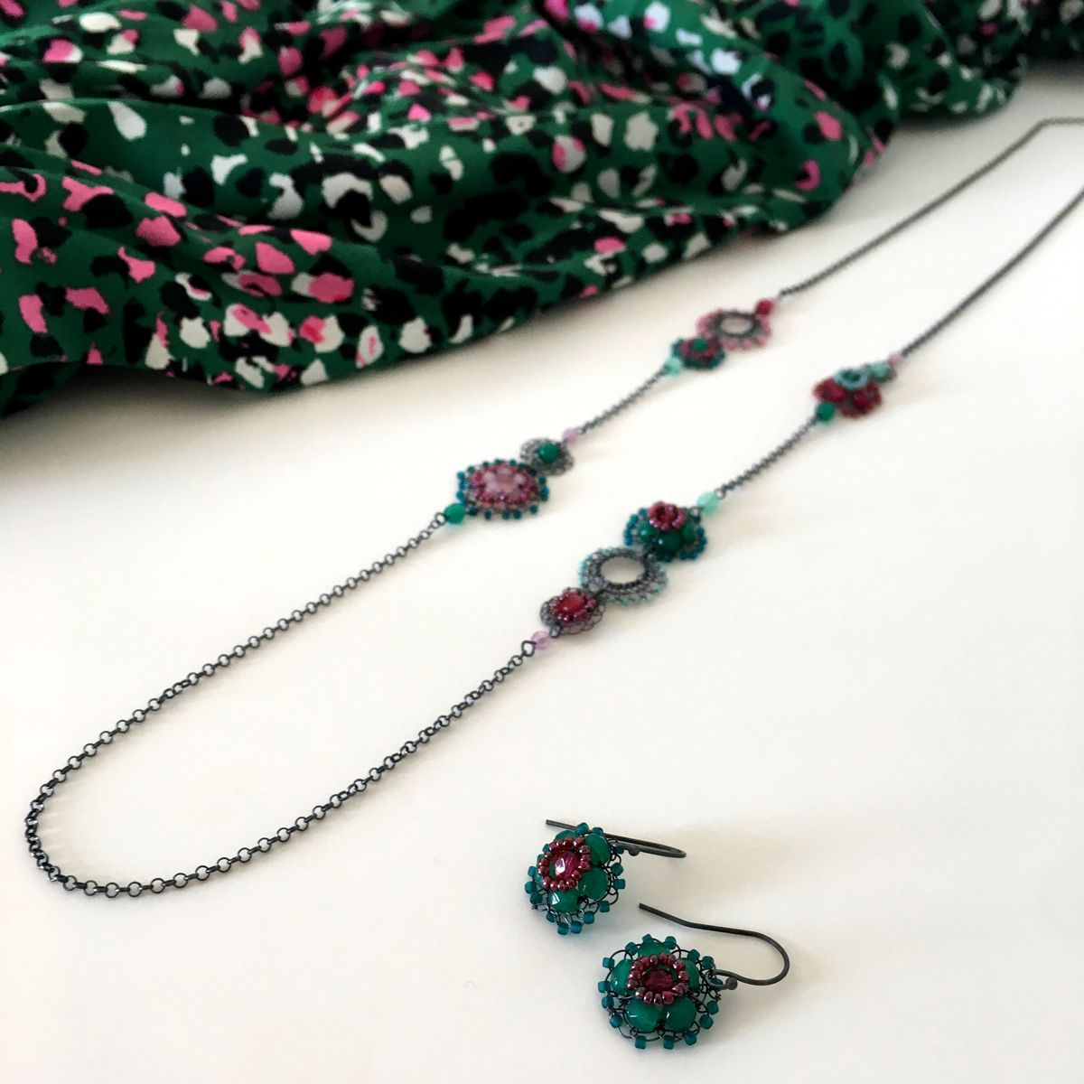 Jewellery isnpired by your outfit