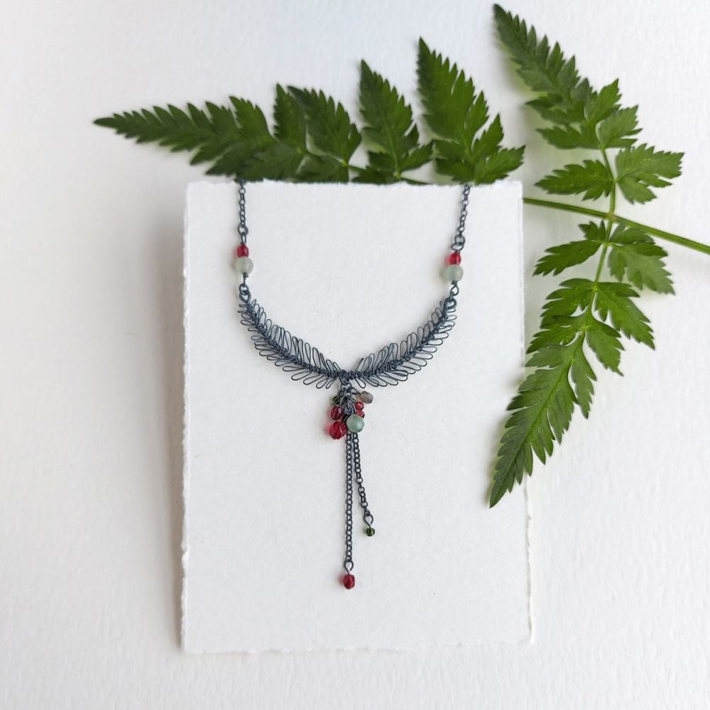 Garland Necklace - More Colours