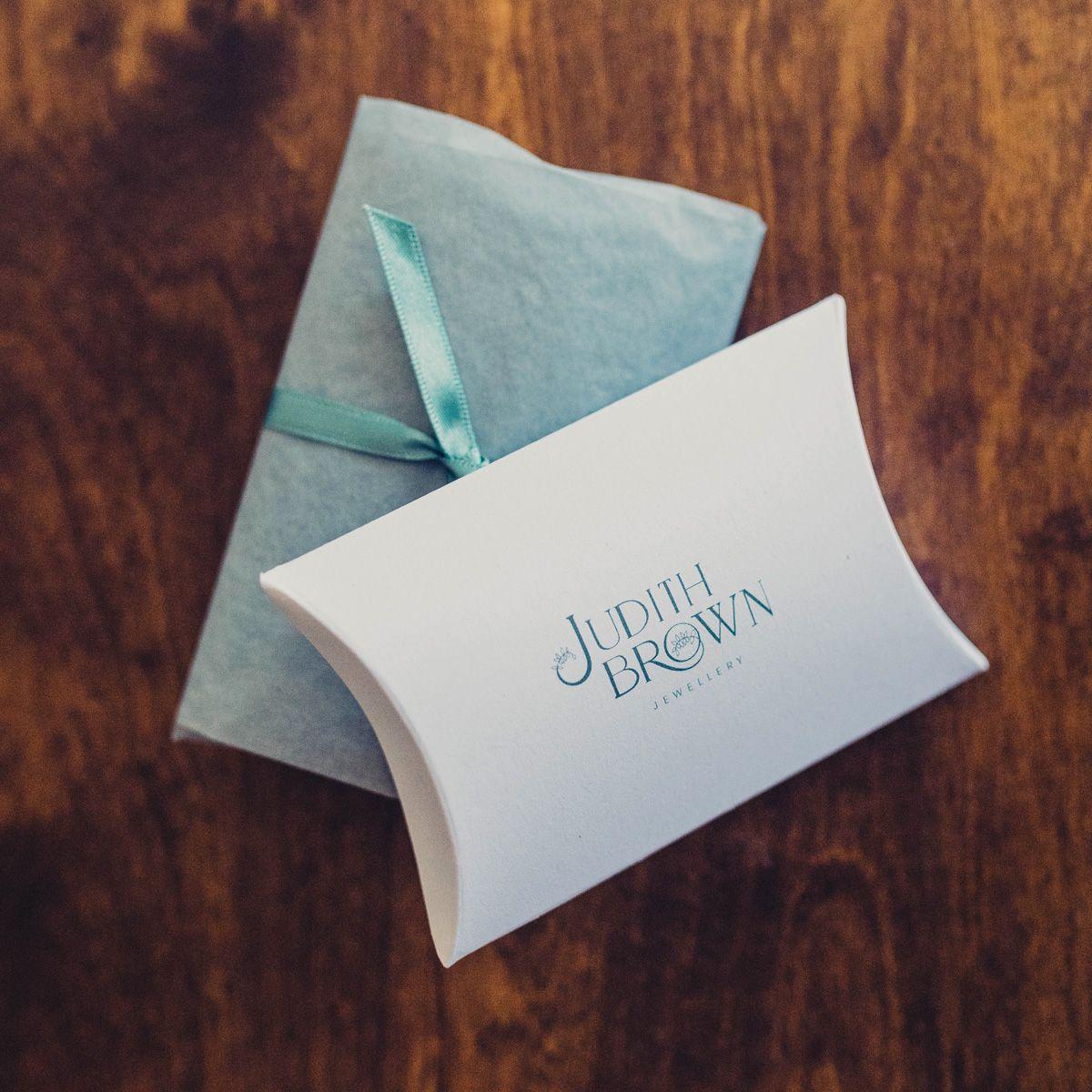 Judith Brown Jewellery free gift wrap