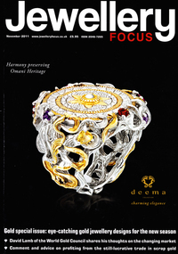 Jewellery Focus cover