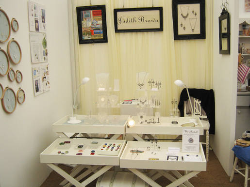 Stand at Bovey Tracey