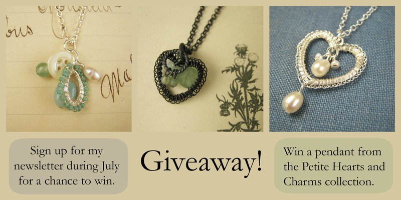 July 2014 Giveaway