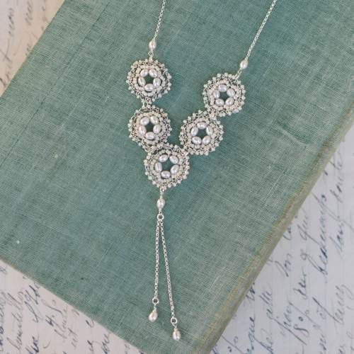 Pearl Opulence Necklace