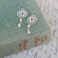 Pearl Elegance Earrings