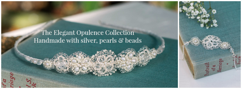 Handmade Vintage Inspired Bridal Accessories
