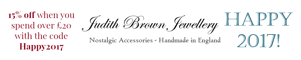 www.judithbrownjewellery.co.uk, site logo.