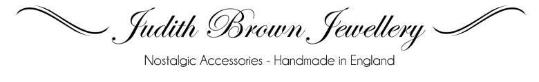 www.judithbrownjewellery.co.uk, site logo.