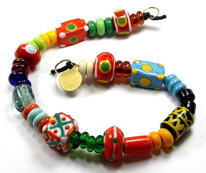 Migration-era beads Set 3