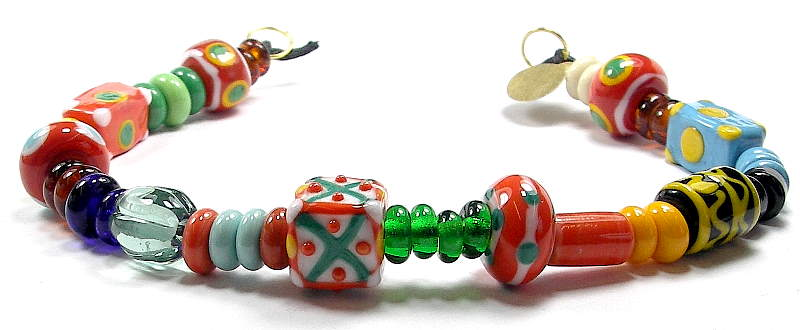 Migration-era beads Set 3a