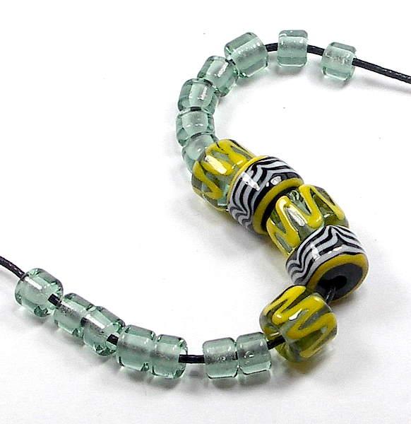 Migration-era beads Set 6