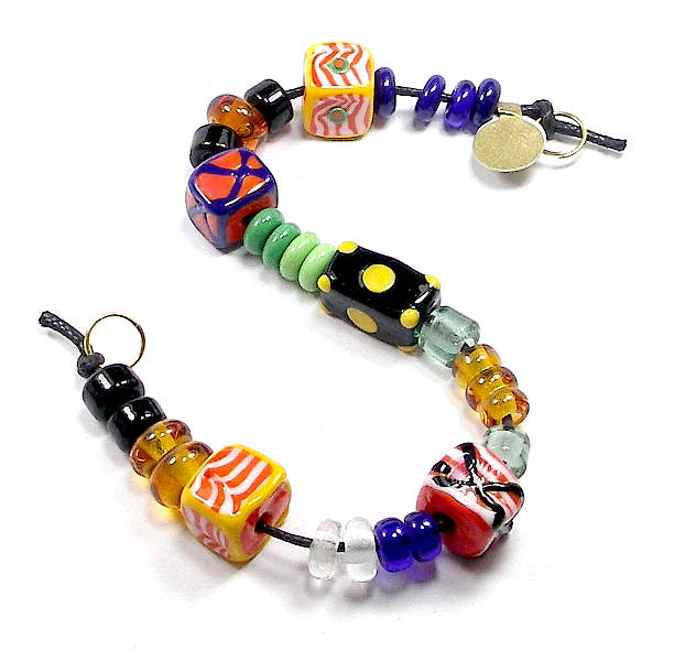 Migration-era beads Set 10