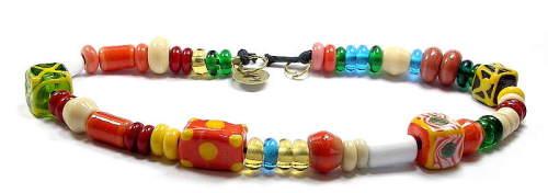 Migration-era beads Set 11