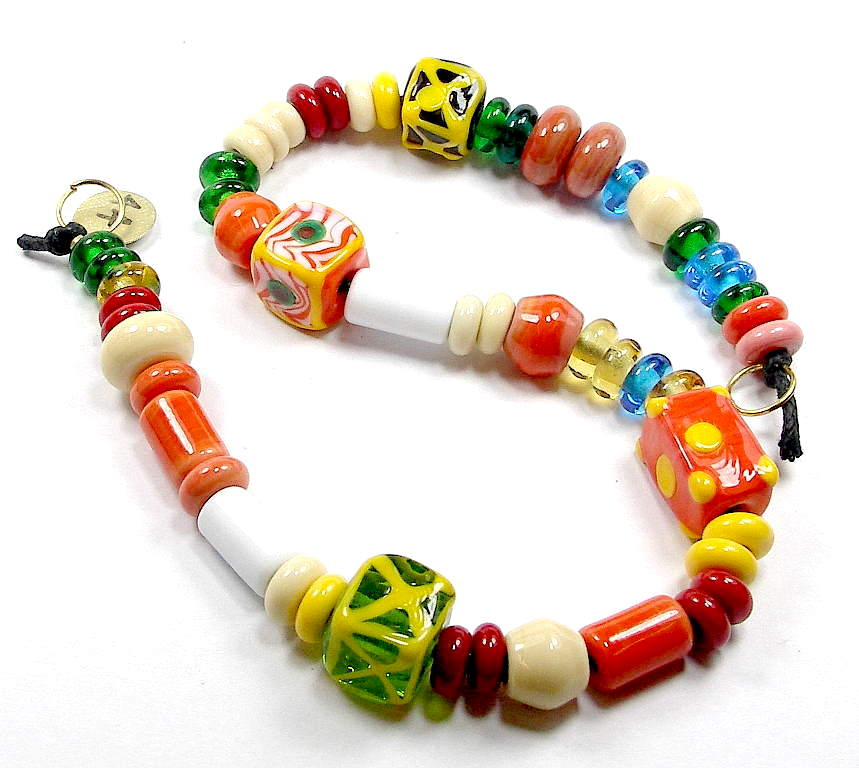 Migration-era beads Set 11a