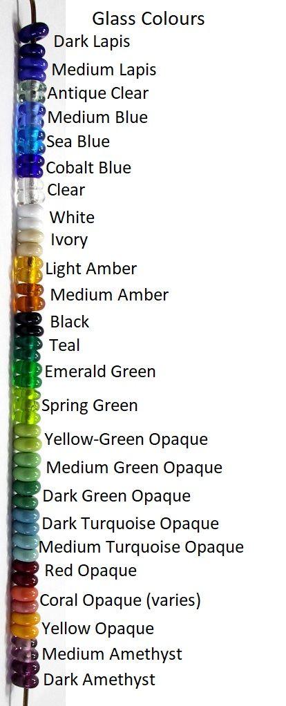 glasscolours